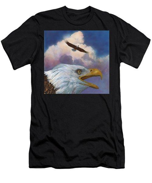 Bald Eagles Men's T-Shirt (Athletic Fit)