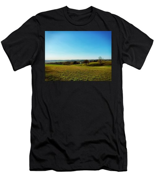 Baldwin Maryland Men's T-Shirt (Athletic Fit)