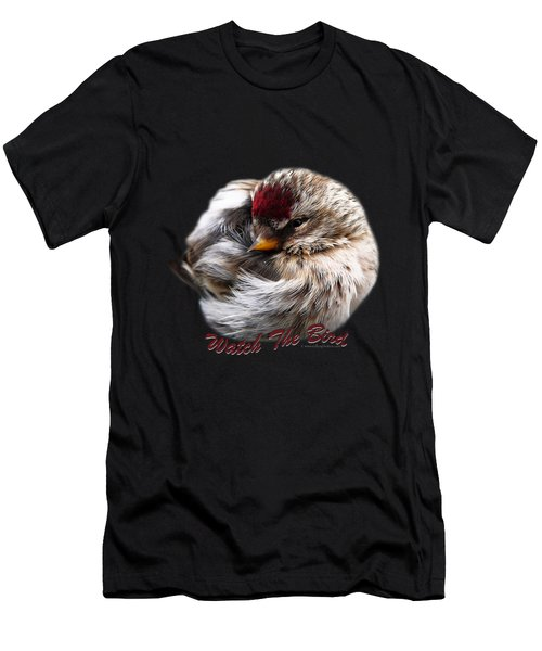 Ball Of Feathers Men's T-Shirt (Athletic Fit)