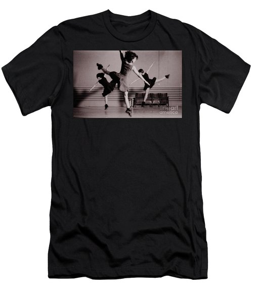 Ballet #10 Men's T-Shirt (Athletic Fit)