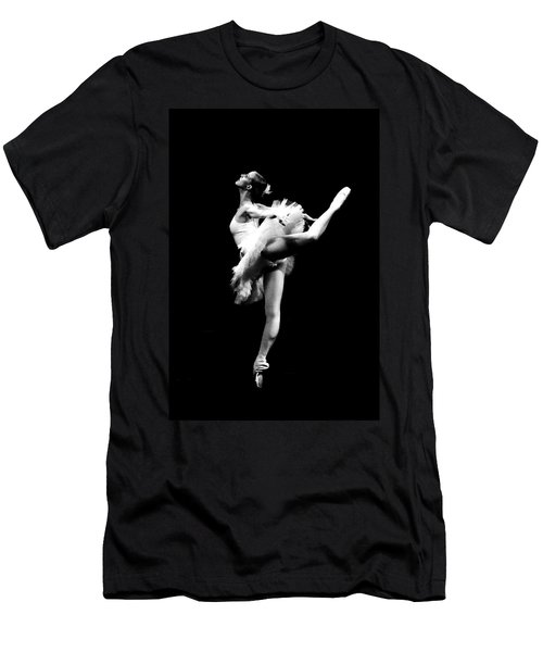 Ballet Dance Men's T-Shirt (Athletic Fit)