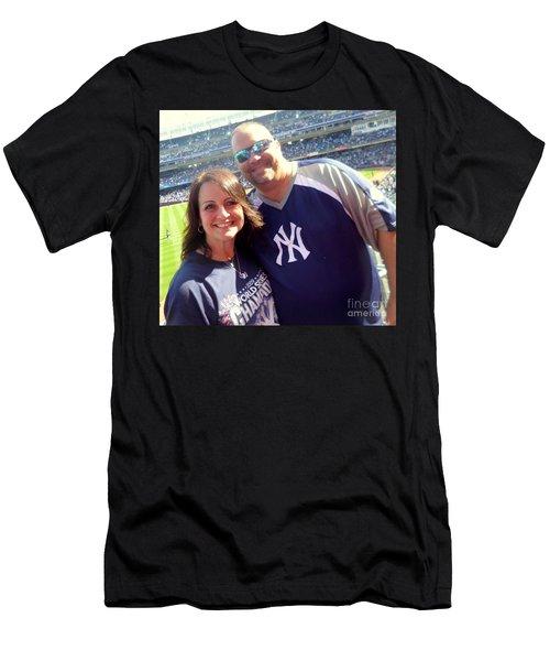 Ballgame1 Men's T-Shirt (Athletic Fit)