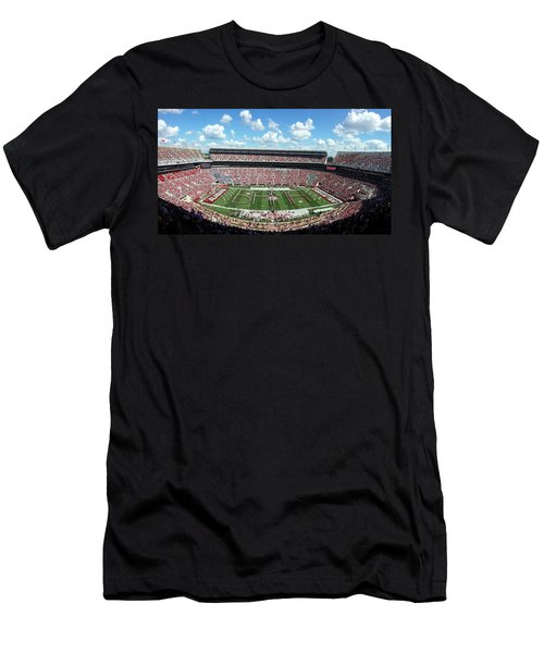 Bama Spell-out Panorama Men's T-Shirt (Athletic Fit)