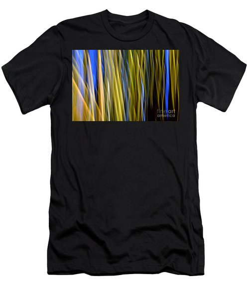 Bamboo Flames Men's T-Shirt (Athletic Fit)