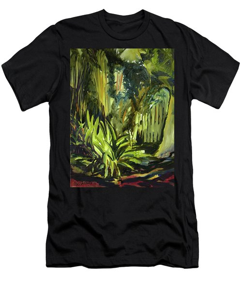 Bamboo Garden I Men's T-Shirt (Athletic Fit)