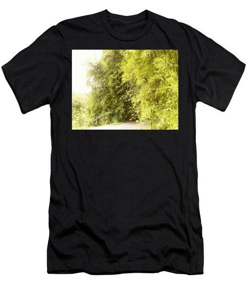 bambu en Limani, Adjuntas Men's T-Shirt (Athletic Fit)