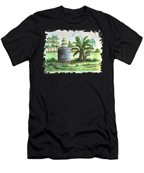 Banana And Tank Men's T-Shirt (Athletic Fit)