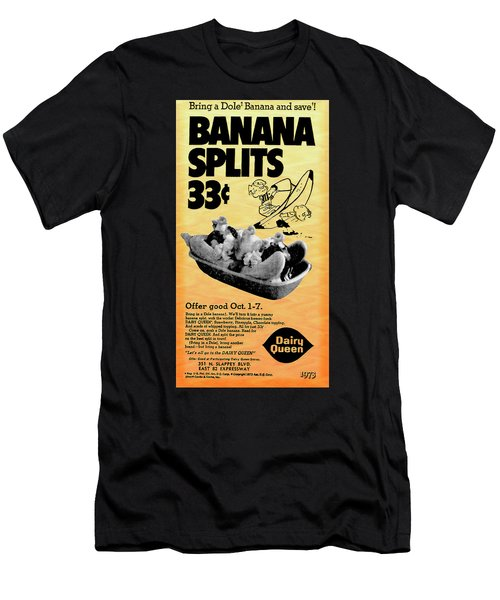 Banana Split Advertising 1973 Men's T-Shirt (Athletic Fit)