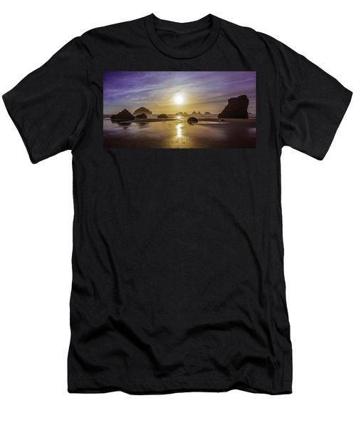 Bandon Glow Men's T-Shirt (Athletic Fit)