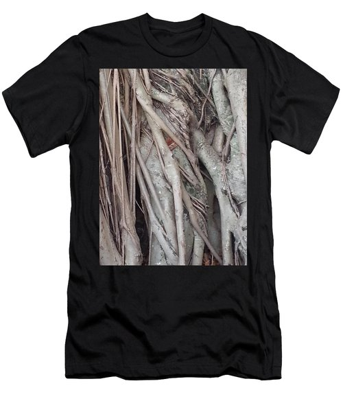Banyan In Maui Men's T-Shirt (Athletic Fit)