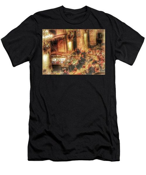 Bar Scene Men's T-Shirt (Athletic Fit)