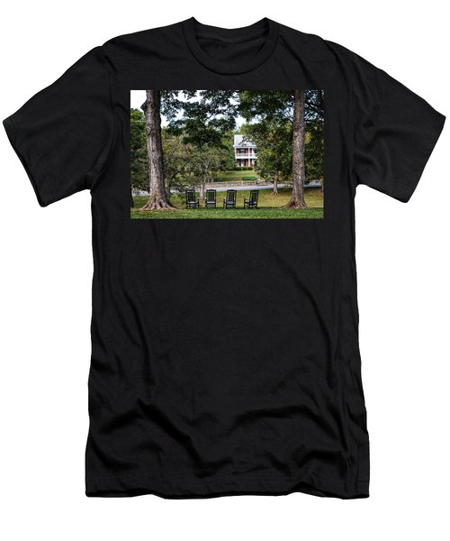 Bardstown Rockers  Men's T-Shirt (Athletic Fit)