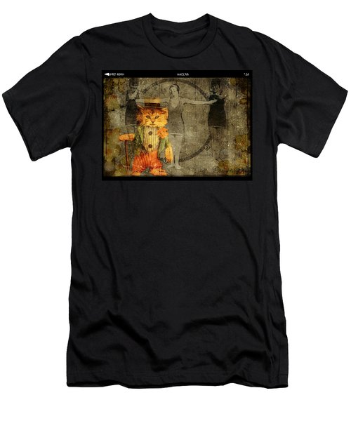 Barker Men's T-Shirt (Athletic Fit)