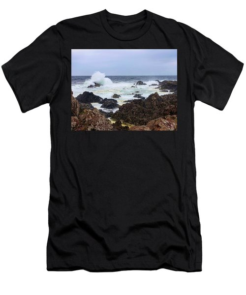 Barkley Sound Men's T-Shirt (Athletic Fit)