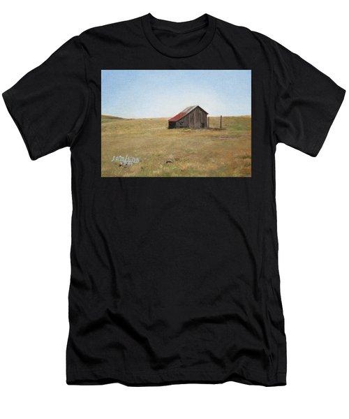 Barn Men's T-Shirt (Athletic Fit)