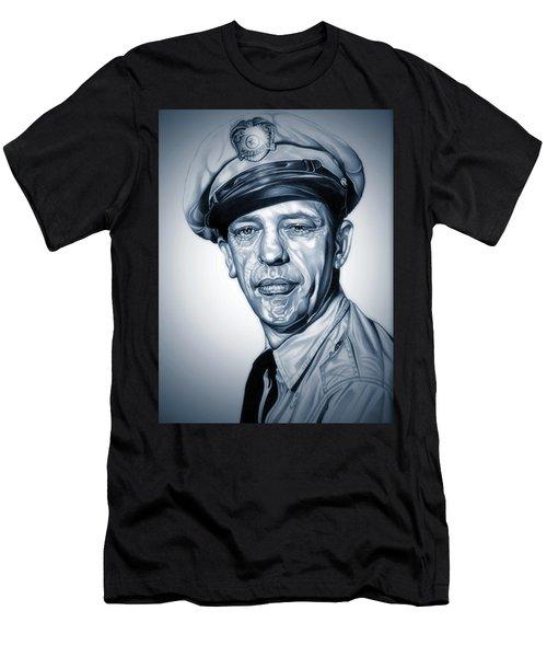 Barney Fife Men's T-Shirt (Athletic Fit)
