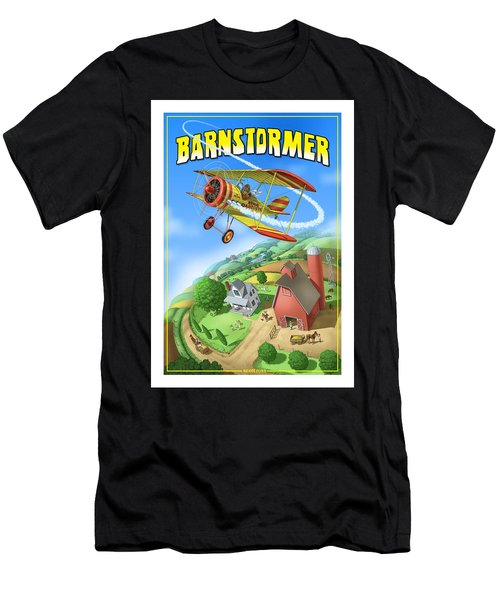 Barnstormer Men's T-Shirt (Athletic Fit)