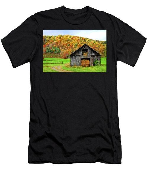 Barntifull Men's T-Shirt (Athletic Fit)