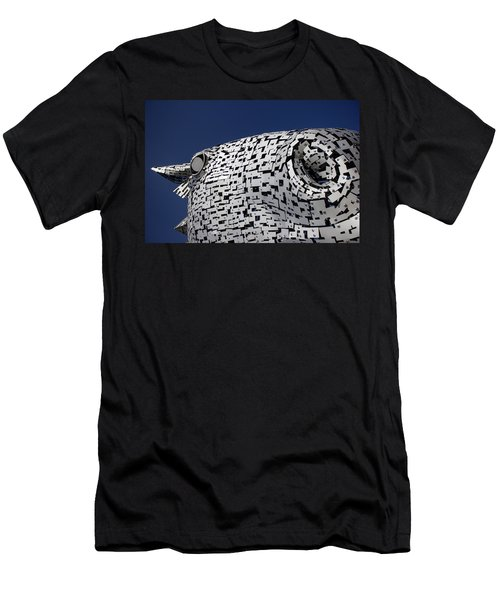 Men's T-Shirt (Athletic Fit) featuring the photograph Baron Is Watching You by RKAB Works