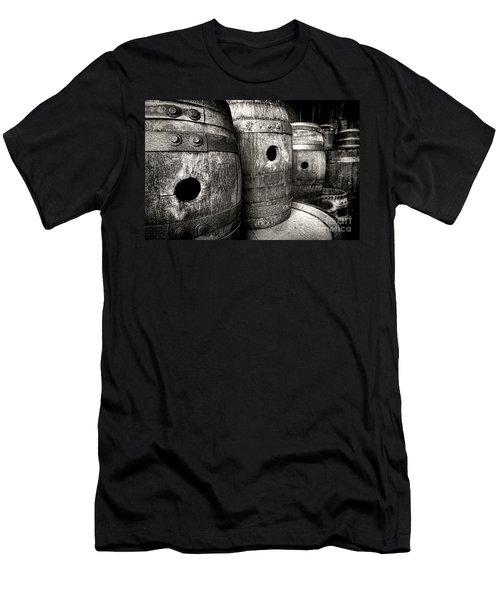 Barrels Of Laugh Past  Men's T-Shirt (Athletic Fit)