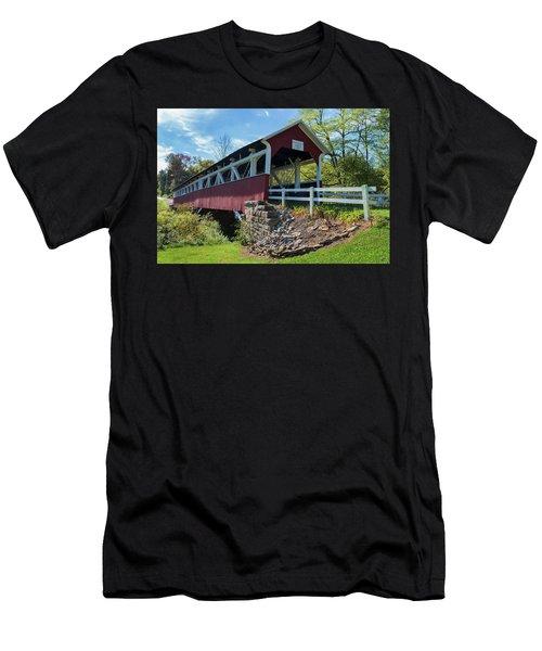 Barronvale Bridge  Men's T-Shirt (Athletic Fit)