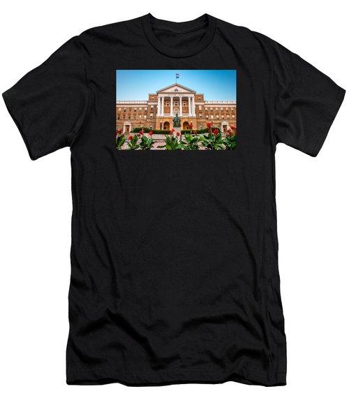 Bascom Hall Men's T-Shirt (Athletic Fit)