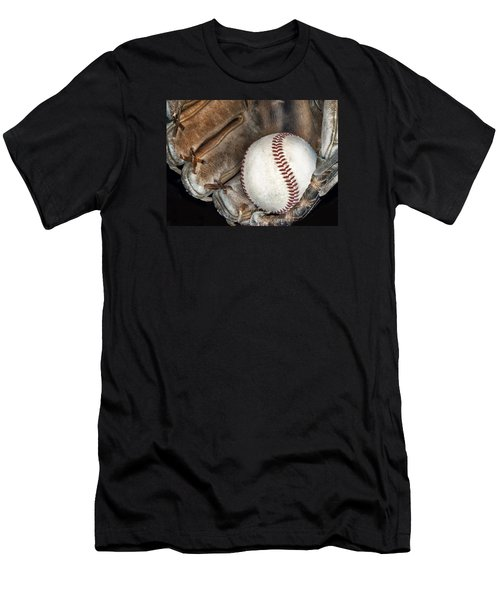 Baseball Men's T-Shirt (Athletic Fit)
