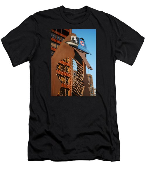 Baseball Picasso Men's T-Shirt (Athletic Fit)