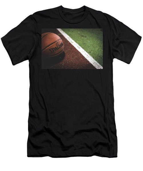 Basketball Men's T-Shirt (Athletic Fit)