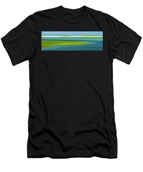 Bass Hole Men's T-Shirt (Athletic Fit)