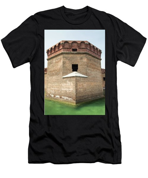 Bastion At Ft Jefferson Men's T-Shirt (Athletic Fit)