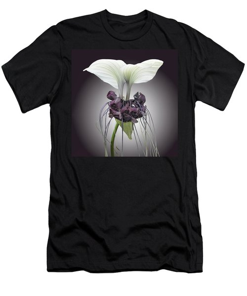 Bat Plant Men's T-Shirt (Athletic Fit)