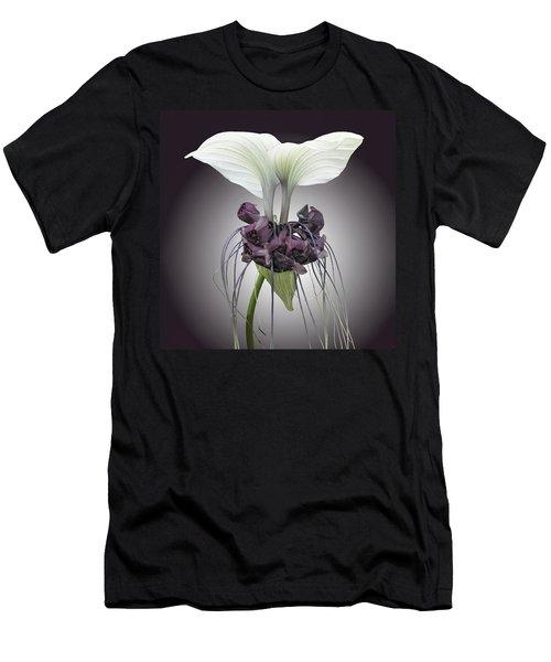 Bat Plant Men's T-Shirt (Athletic Fit)