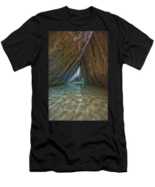 Bath Light Men's T-Shirt (Athletic Fit)