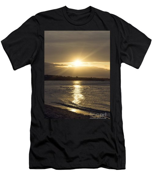 Bathed In Golden Light Men's T-Shirt (Athletic Fit)
