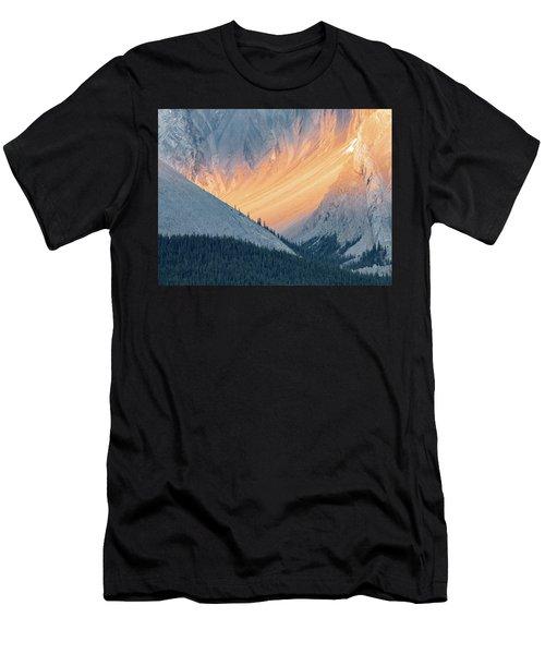Bathed In Light Men's T-Shirt (Athletic Fit)