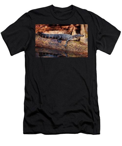 Bathing Beauty Men's T-Shirt (Athletic Fit)