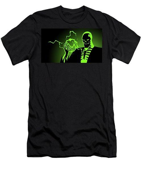 Batman Beyond Men's T-Shirt (Athletic Fit)