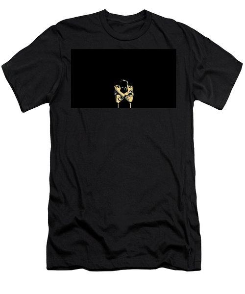 Batman Gotham Adventures Men's T-Shirt (Athletic Fit)