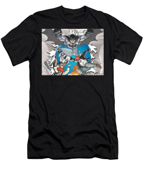 Batman Incorporated Men's T-Shirt (Athletic Fit)