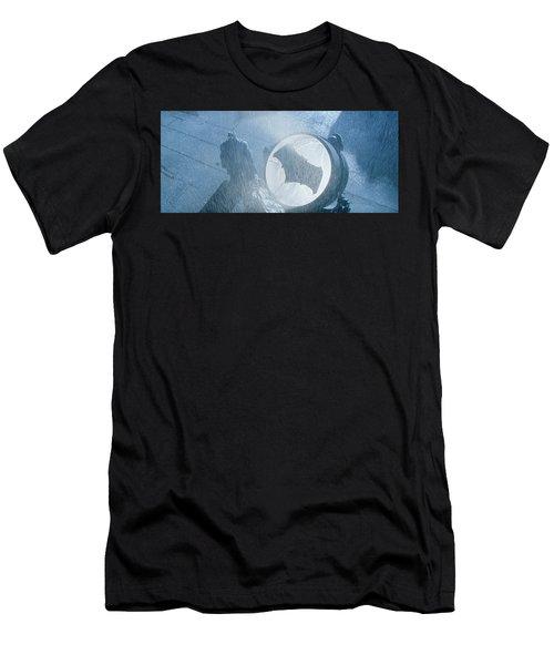 Batman V Superman Dawn Of Justice Men's T-Shirt (Athletic Fit)