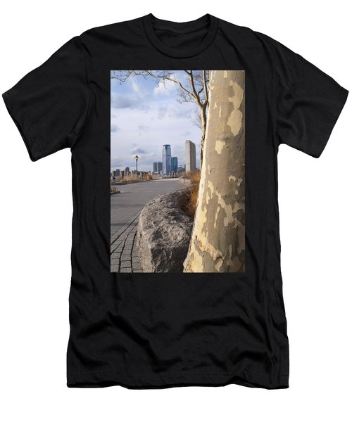 Battery Park Men's T-Shirt (Athletic Fit)