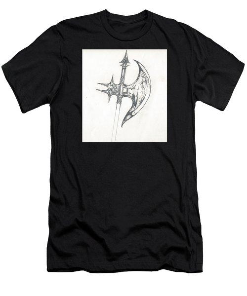 Battle Axe Men's T-Shirt (Athletic Fit)