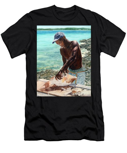 Bayside Men's T-Shirt (Athletic Fit)