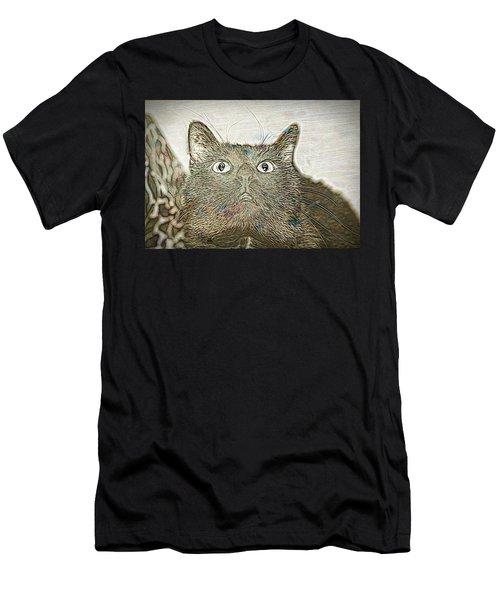 Bb Gazing Men's T-Shirt (Athletic Fit)