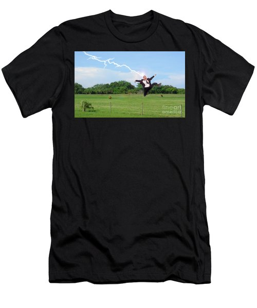 Be Careful What You Ask For Men's T-Shirt (Athletic Fit)