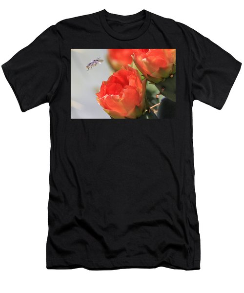 Be Free Men's T-Shirt (Athletic Fit)