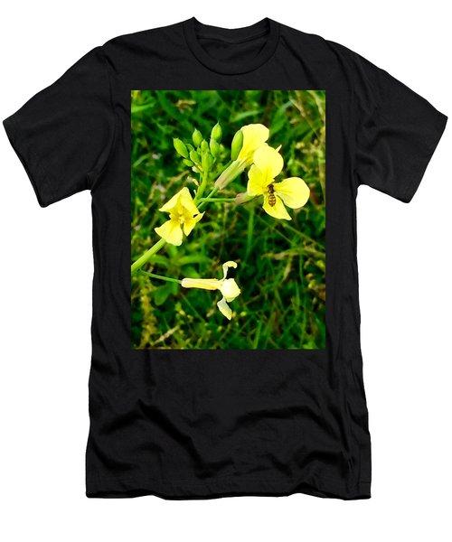 Be My Honey Men's T-Shirt (Athletic Fit)