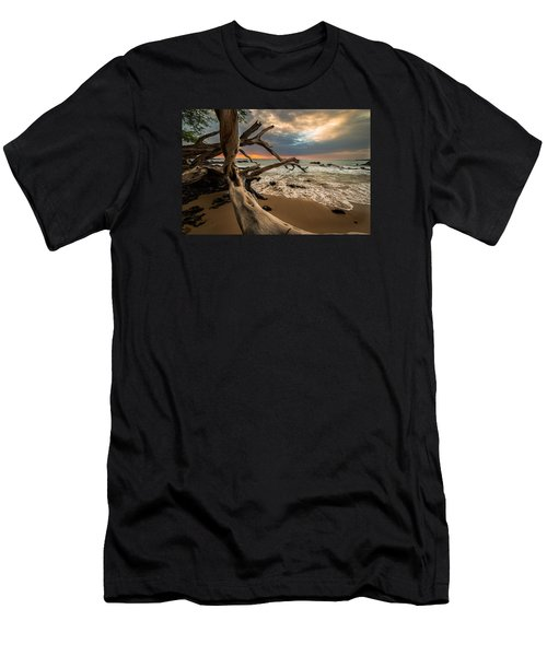 Beach 69 Men's T-Shirt (Slim Fit) by Allen Biedrzycki