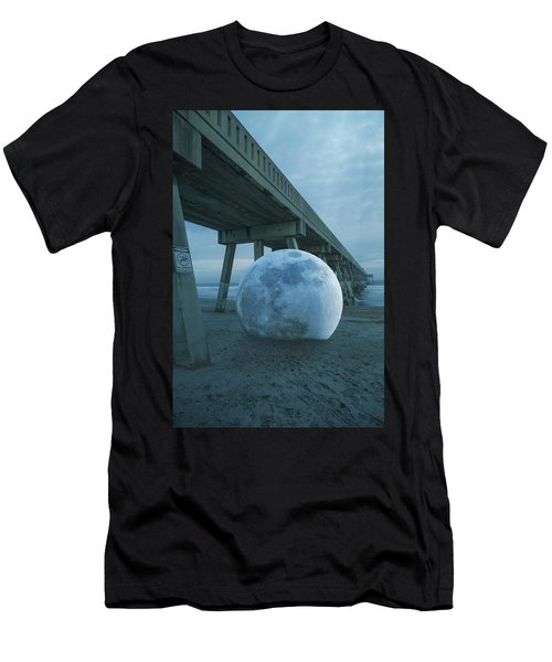Beach Ball Men's T-Shirt (Athletic Fit)
